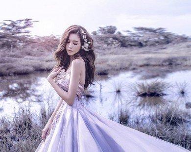 Elly Trần nữ tính với 6 bộ đầm phong cách công chúa
