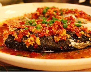 Chế biến cá hấp ớt cay thơm đãi cả nhà