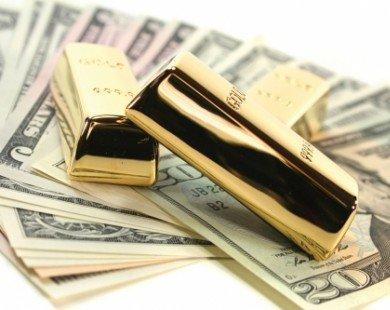 Giá vàng hôm nay (28/10): Vàng giảm, USD tăng