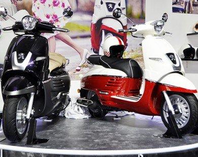 Peugeot trưng bày xe cổ 87 năm tuổi tại Motoshow 2016