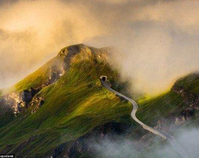 Con đường đẹp nhất châu Âu đốn tim bất kỳ phượt thủ nào