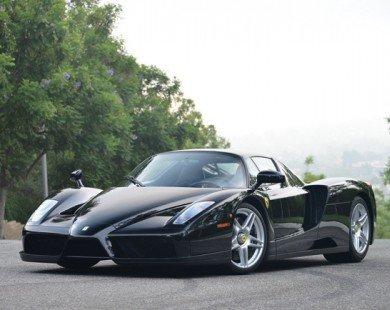 Ngắm Ferrari Enzo đen bóng giá 75,9 tỷ đồng