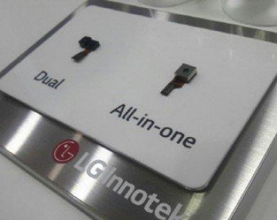 LG G6 sẽ dùng cảm biến võng mạc, màn hình 4K