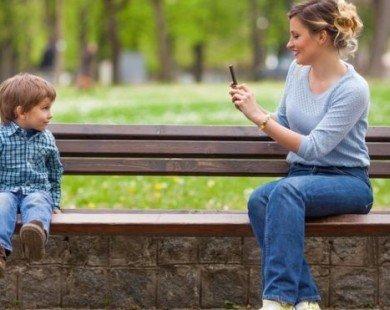 Đăng ảnh con lên mạng xã hội tiềm ẩn nguy hiểm