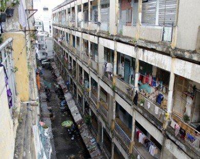 Các phương thức đầu tư xây dựng chung cư cũ tại Tp.HCM