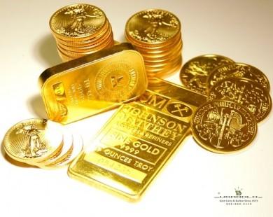 Giá vàng hôm nay (8/11): Giảm mạnh trước thềm bầu cử Tổng thống Mỹ