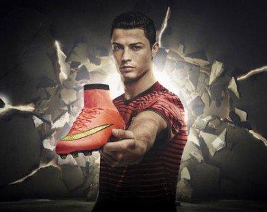 Gia hạn với Real, Ronaldo nhận thêm 1 tỷ bảng từ Nike