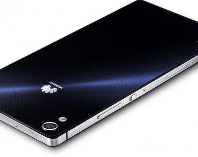 Huawei phát triển màn hình tràn cạnh 100%