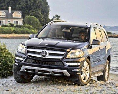 Top xe SUV sang trọng với hệ thống giải trí bậc nhất