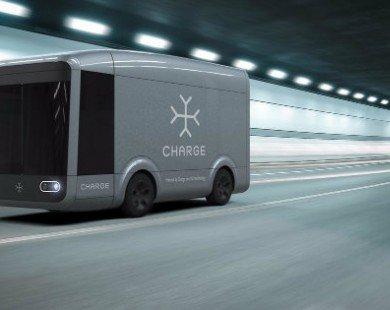 Xe tải điện Charge rục rịch đổ bộ thị trường