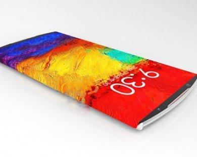 Samsung Galaxy S8 màn hình tràn cạnh đẹp mê hồn