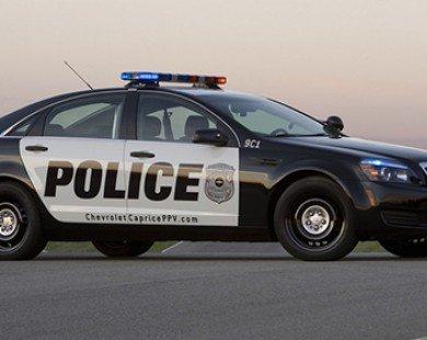 Những chiếc xe cảnh sát Mỹ nhanh nhất cho năm 2017