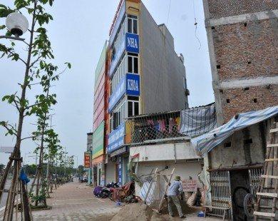 Hà Nội: Thu hồi nhà có diện tích dưới 15m2 hai bên đường mới mở