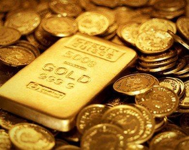 """Giá vàng đang chờ cơn """"sóng"""" mới"""