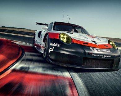 911 RSR sẽ tranh tài trên đường đua quốc tế Le Mans