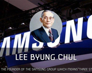 Nhà sáng lập Samsung: Hành trình đi sau - về trước