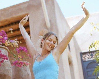 Những thói quen buổi sáng giúp khỏe mạnh cả ngày