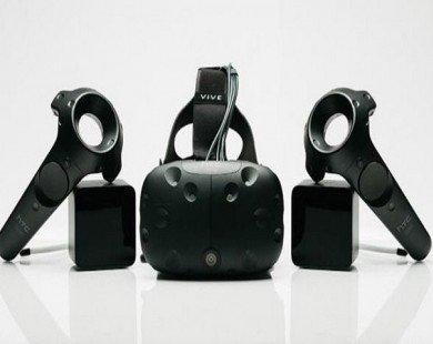 HTC đã bán ra hơn 140.000 thiết bị thực tế ảo Vive VR
