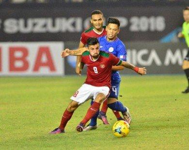 Hàng công đội tuyển Indonesia mạnh cỡ nào?
