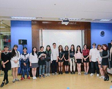 5 điểm ấn tượng đêm Chung khảo tài năng GLN New Face