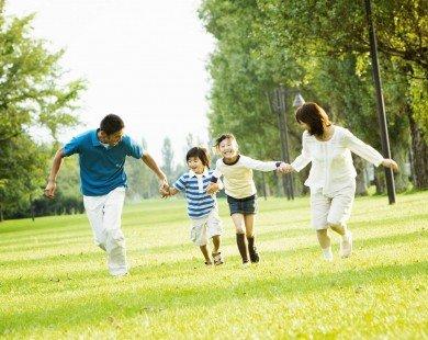 Vai trò của người cha với sự phát triển của trẻ
