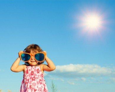 Trẻ sẽ bị cận thị nếu thiếu ánh sáng mặt trời