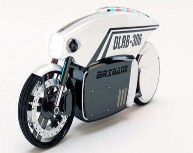 """Xe cảnh sát tuần tra giao thông tự động: """"Khắc tinh"""" của kẻ vi phạm"""