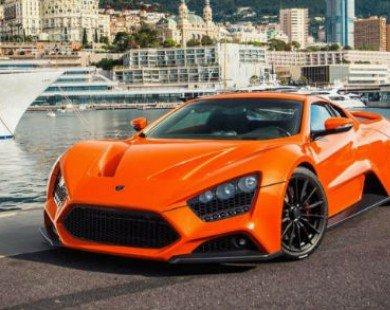 Top 10 mẫu xe cơ bắp đắt nhất 2016-2017