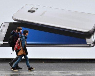 Galaxy S8 có màn hình RGB AMOLED, loại phím Home