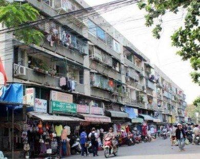 Tp.HCM chỉ định nhà đầu tư cải tạo chung cư cũ