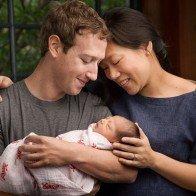 Cách nuôi dạy con gái của vợ chồng ông chủ Facebook khiến ai cũng nể phục