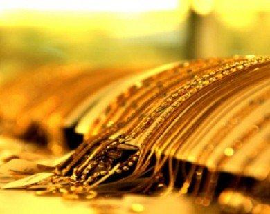Giá vàng vượt mốc 36,5 triệu đồng/lượng