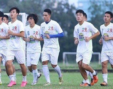 Hé lộ đội hình tối ưu của U21 HAGL dự U21 Quốc tế
