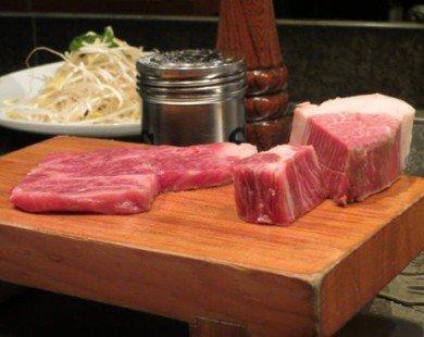 Bò Kobe - miếng ngon 'đổi đời' phượt thủ