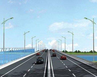 Cấp phép xây cầu Việt Trì - Ba Vì qua sông Hồng