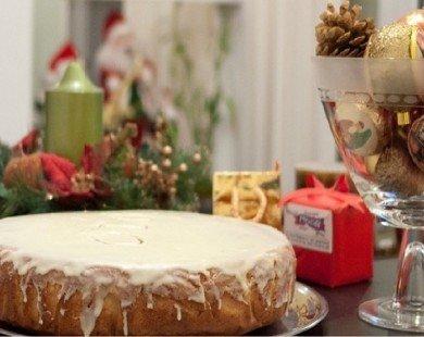Rượu và bánh truyền thống trong Giáng sinh ở Hy Lạp