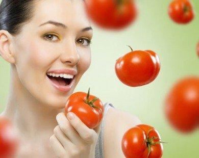 Chăm sóc mọi loại da trong mùa đông chỉ với cà chua