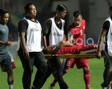 ĐT Indonesia nhận tin dữ trước thềm trận chung kết lượt về