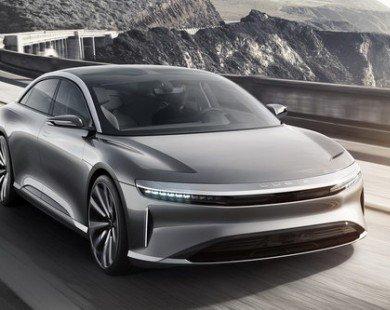 Lucid Air: Siêu xe chạy điện mạnh 1000 mã lực