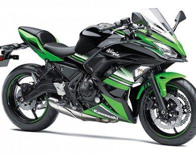 Kawasaki sẽ tung 4 sản phẩm mới tại Ấn Độ vào đầu năm 2017