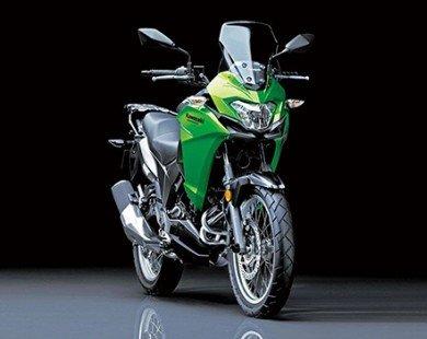 Công bố giá bán Kawasaki Versys X-300, giá 123 triệu đồng