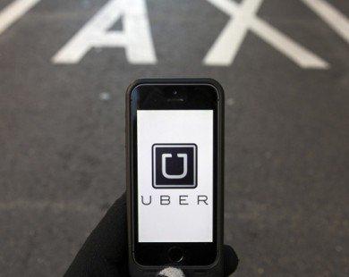 Uber lỗ nặng 800 triệu USD trong quý III tại Trung Quốc