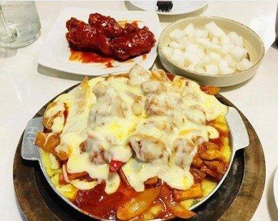 5 quán gà rán Hàn Quốc ngon tuyệt ở Hà Nội