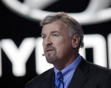 Phát triển tốt, Hyundai vẫn sa thải CEO ở Mỹ