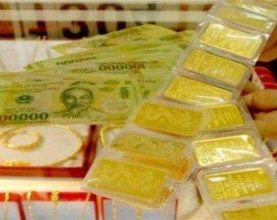 Giá vàng diễn biến khó lường