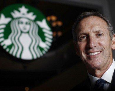 Ông chủ Starbucks: Bán lẻ truyền thống đã đến hồi kết