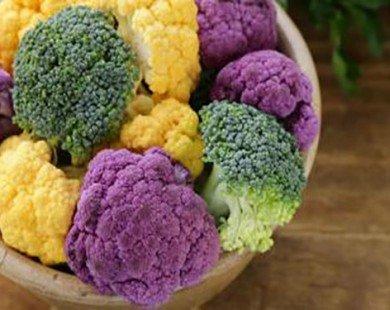 7 công dụng dưỡng sinh của súp lơ