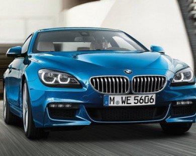 BMW 6-Series 2018 cải tiến ấn tượng