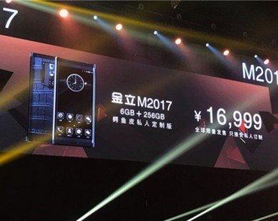Gionee M2017 chính thức ra mắt với phiên bản cao nhất giá 55 triệu