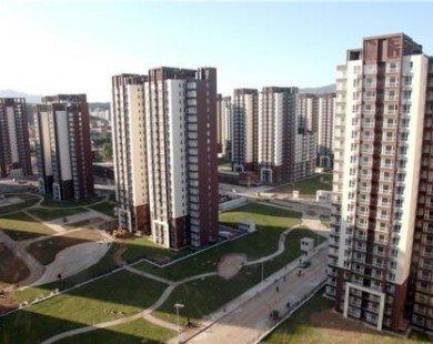 Trung Quốc: Bất động sản Bắc Kinh tăng nhiệt trở lại